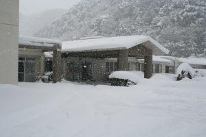 令和3年1月9日積雪
